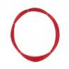 Monofilament Rouge en Echeveau de 500 mètres