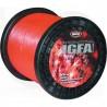 Monofilament rouge IGFA en bobine de 1 000 mètres
