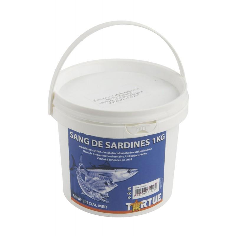 Sang de Sardine en pot de 1kg